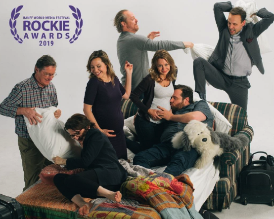 La série BOOMERANG remporte un prix au Banff World Media Festival 2019