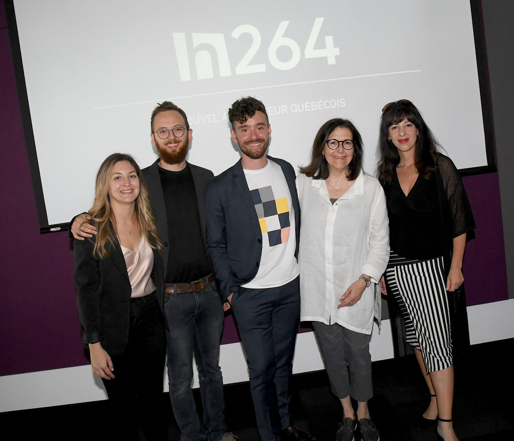 h264 agrégateur de contenu québécois sur les grandes plateformes numériques !