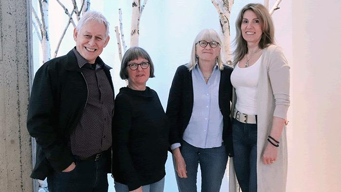 Renée Beaulieu est nommée directrice des programmes d'écriture de L'inis