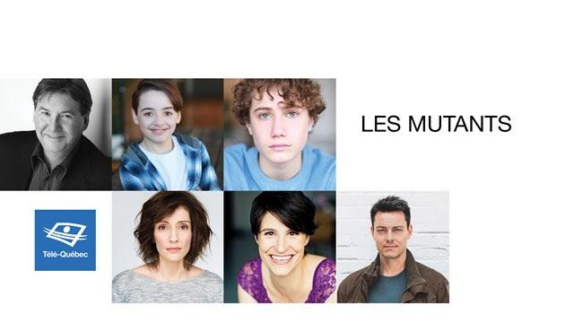 LES MUTANTS - Télé-Québec annonce une nouvelle quotidienne mettant en vedette Rémy Girard