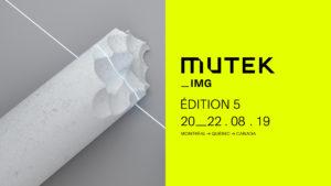 Le Forum IMG de MUTEK se précise avec l'ajout de 55 conférenciers et le programme jour par jour