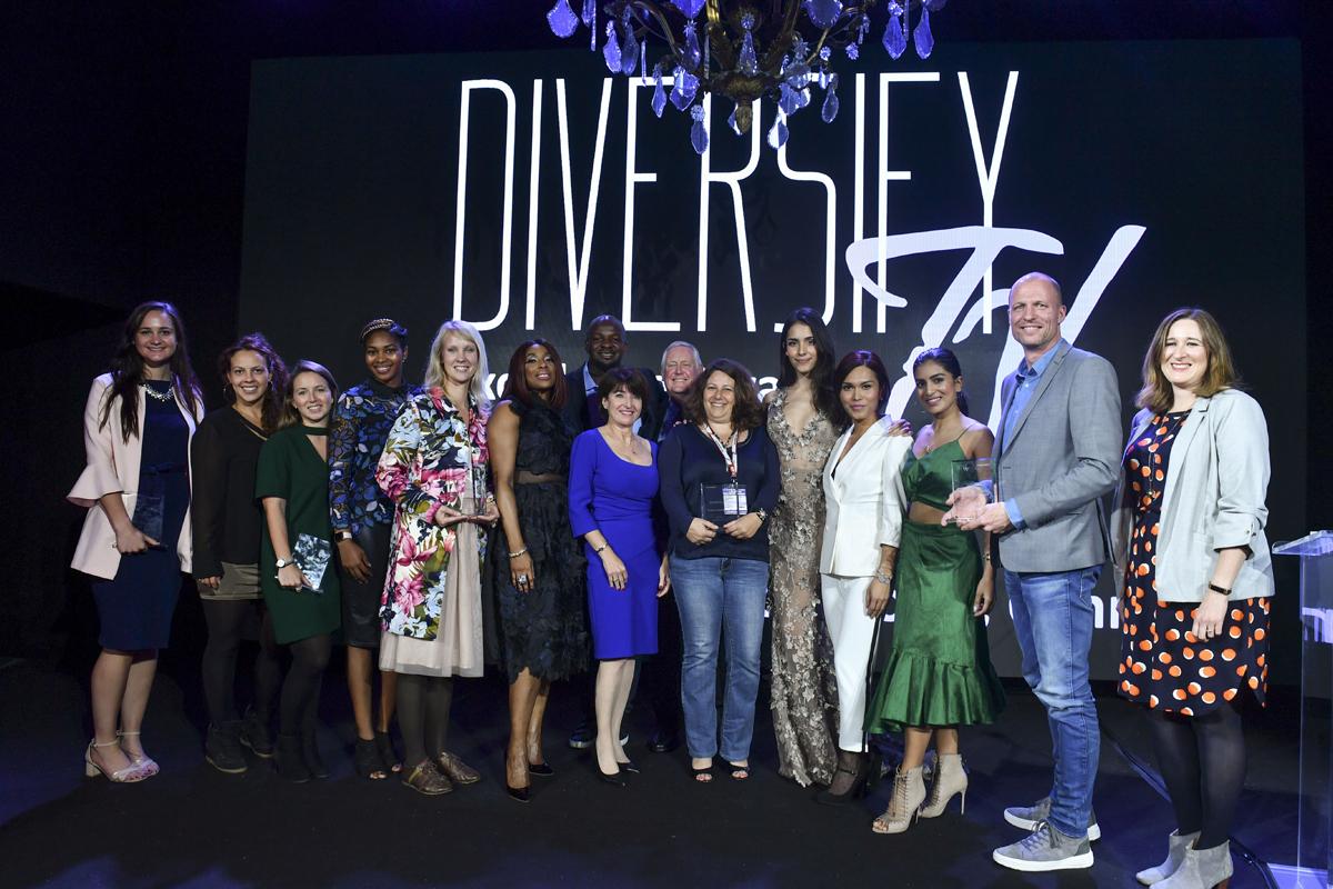 Troisième édition des MIPCOM Diversify TV Excellence Awards