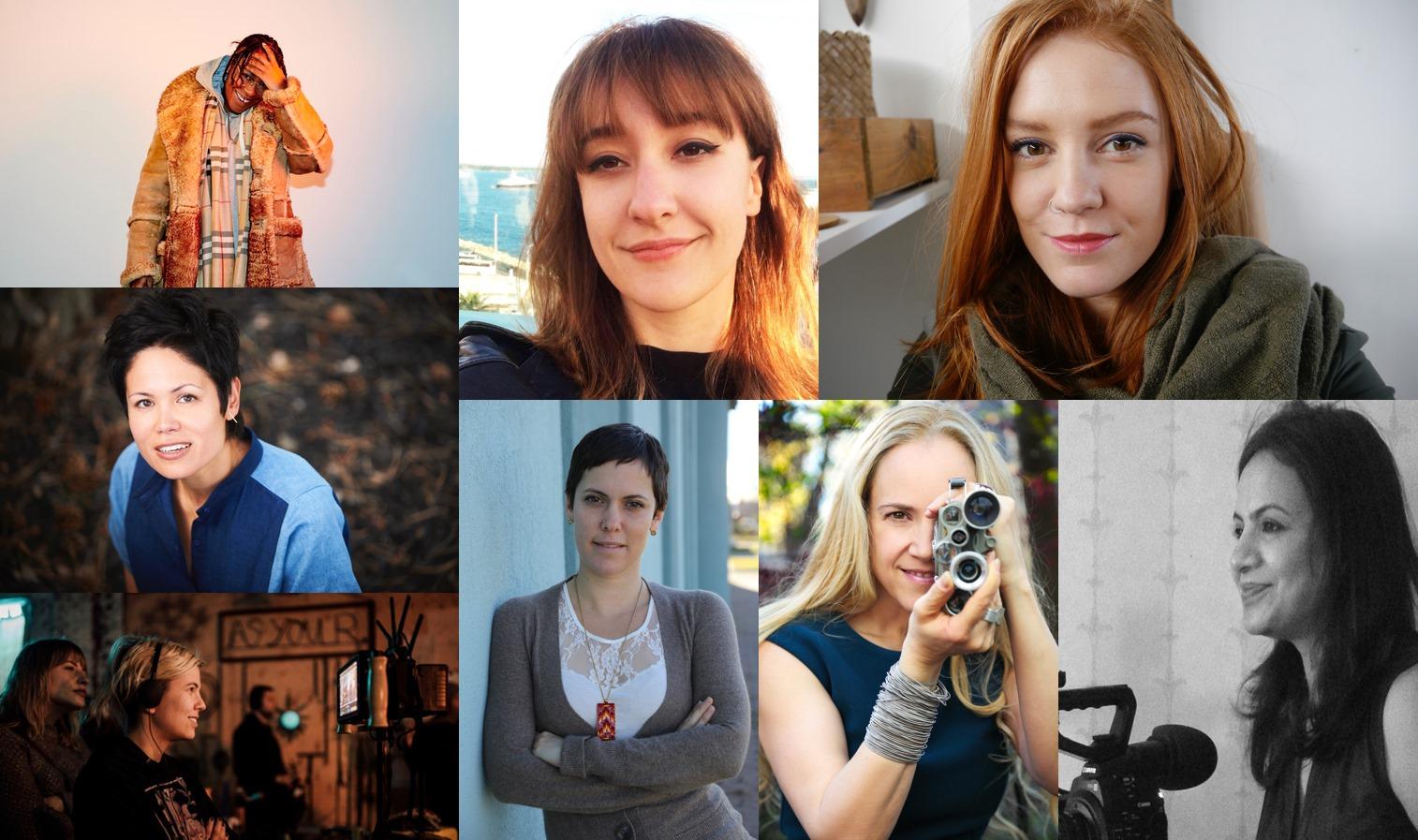 L'Académie dévoile les 8 participantes au Programme de l'Académie pour les réalisatrices 2019