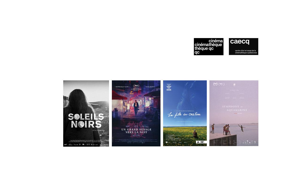 Septembre 2019 à la Cinémathèque québécoise !