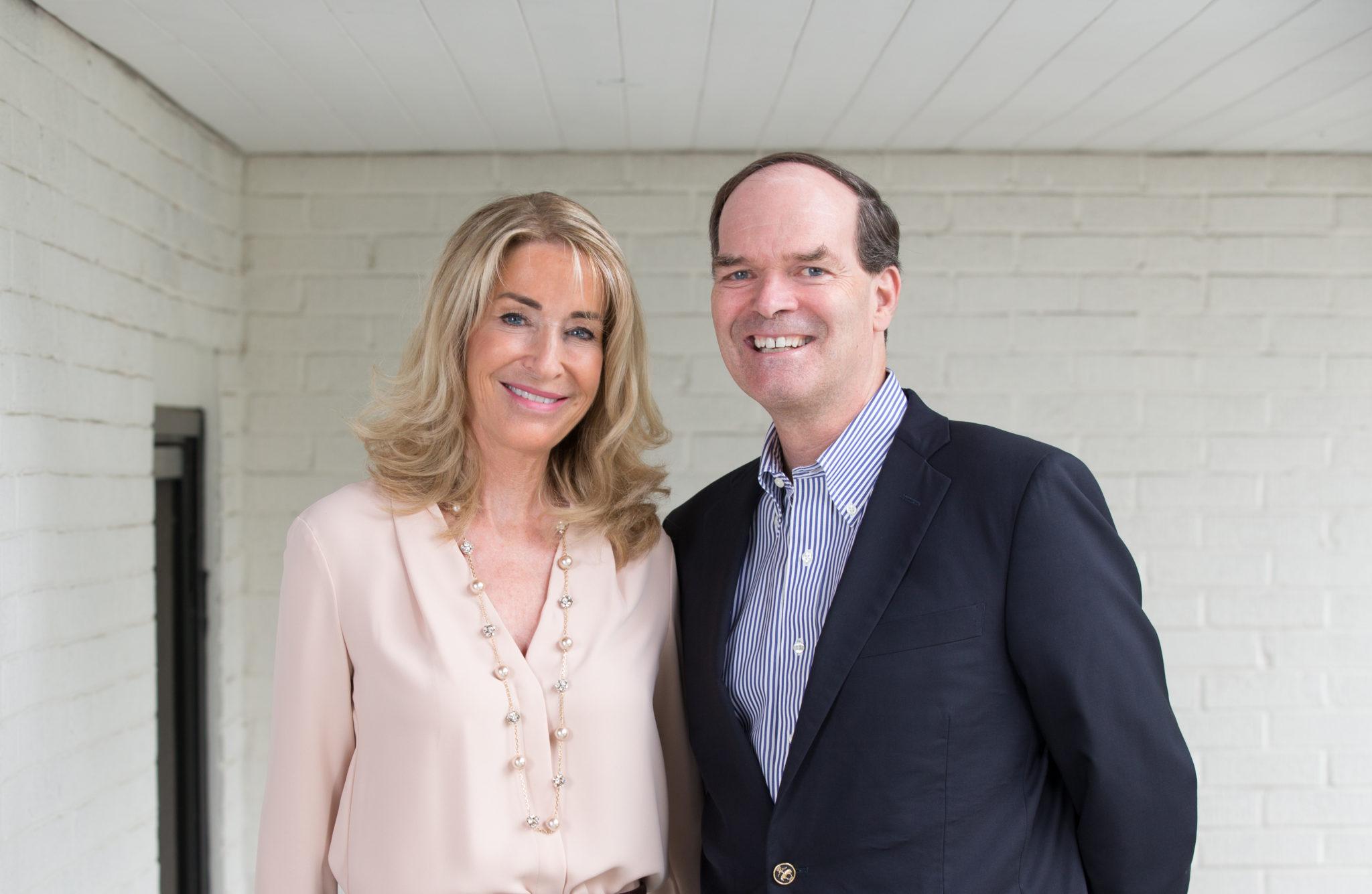 FCVQ 2019  - Anne-Marie Laflamme et Éric Amyot  à la présidence d'honneur
