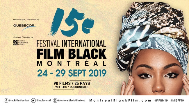HARRIET: Ouvrira la 15e édition du Festival de films Black mardi 24 septembre 2019