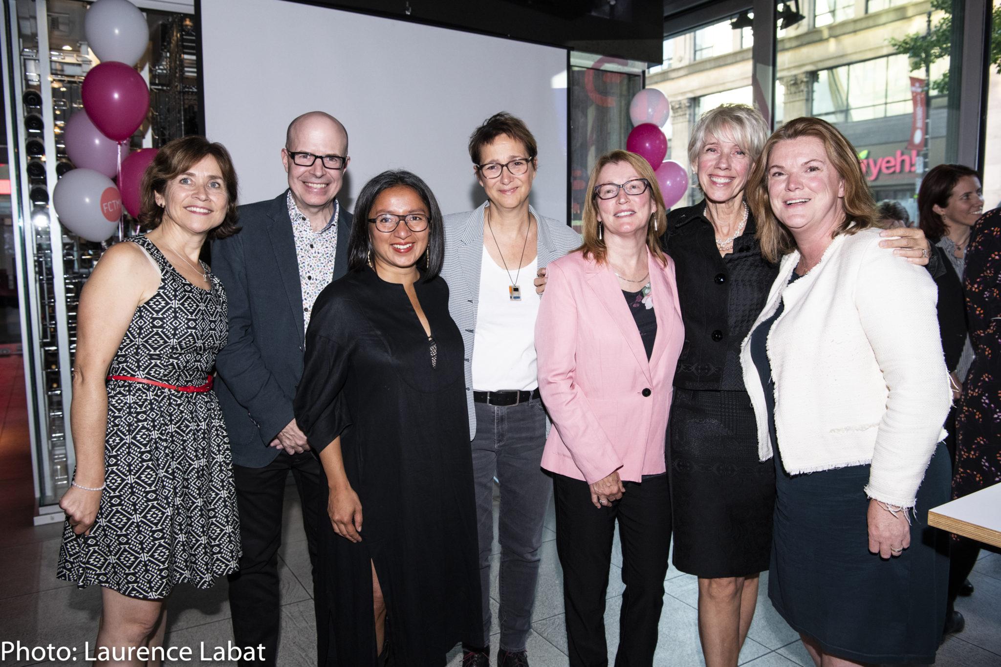 Dévoilement des lauréates du gala-bénéfice 2019 de FCTMN
