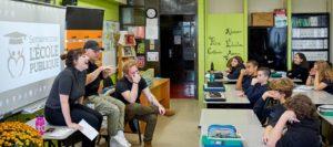 Fort de ses 100 000 jeunes rejoints en 15 ans, le Lab Québec Cinéma entame une nouvelle saison!