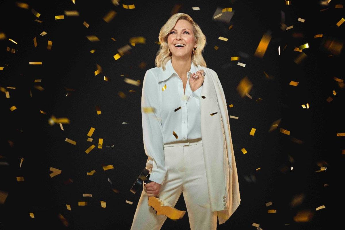 Véronique Cloutier fait la fête aux 34es Prix Gémeaux dimanche le 15 septembre 2019