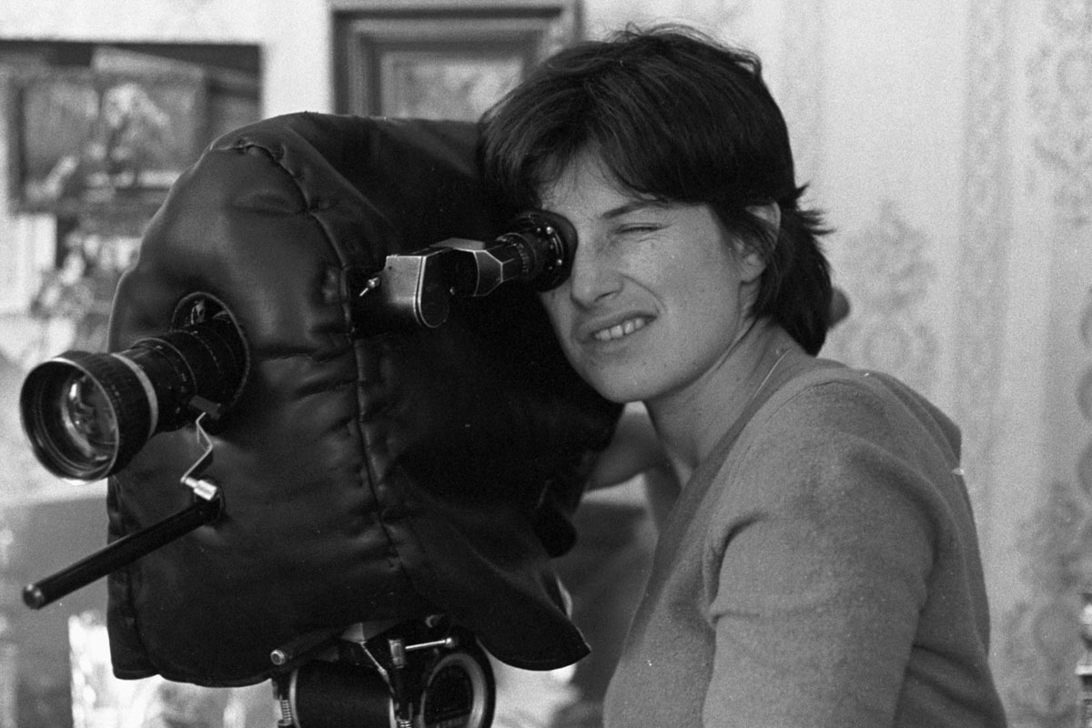 Chantal Akerman, ici et là-bas - Rétrospective du 5 au 9 novembre 2019 au Cinéma Moderne