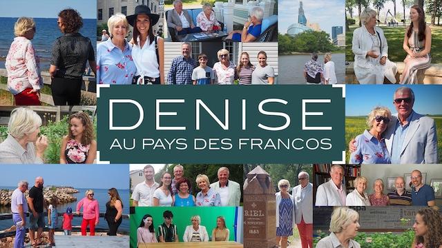 DOC HUMANITÉ - Denise au pays des francos