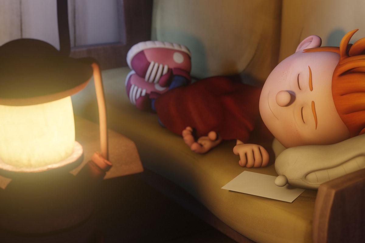 Encore une année de production pour 10e Ave Productions et le film d'animation « Félix et le trésor de Morgäa »