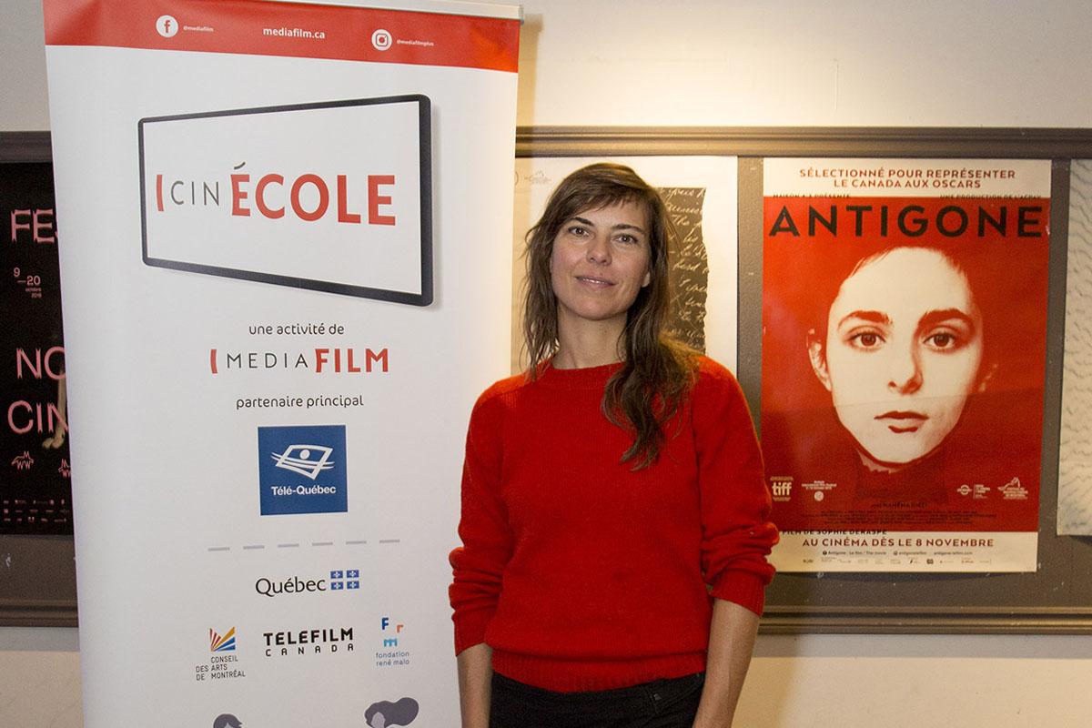 CinÉcole a 10 ans! L'activité-phare de Mediafilm entame sa nouvelle saison à l'occasion du FNC