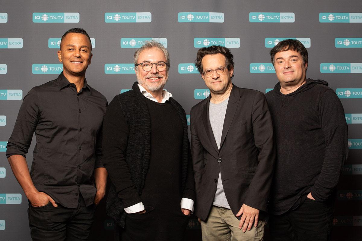 « LES MECS », une nouvelle comédie dramatique à venir sur ICI TOU.TV EXTRA