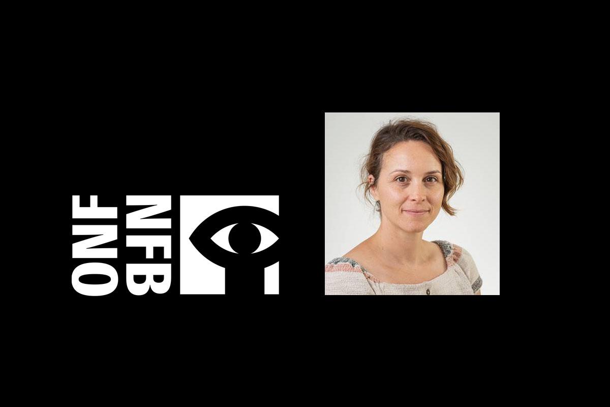 Nomination Marie-Pier Gauthier, première productrice au studio interactif de l'ONF à Montréal !