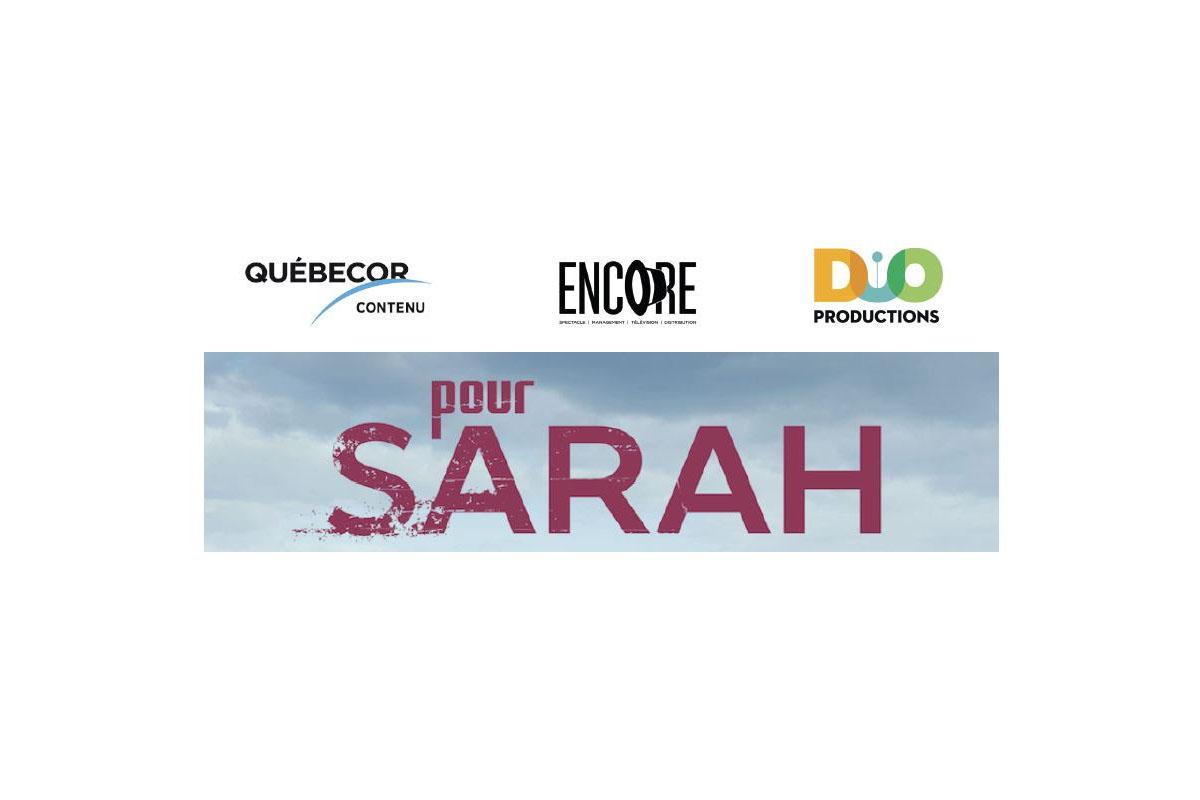 La série choc POUR SARAH:  près de 5M de téléspectateurs séduits par l'adaptation française