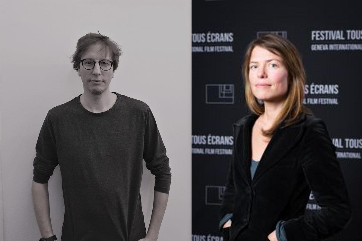 Voyelle ACKER et Vincent GUTTMANN de SMALL aux «Rendez-vous d'affaires et coproduction France-Canada»