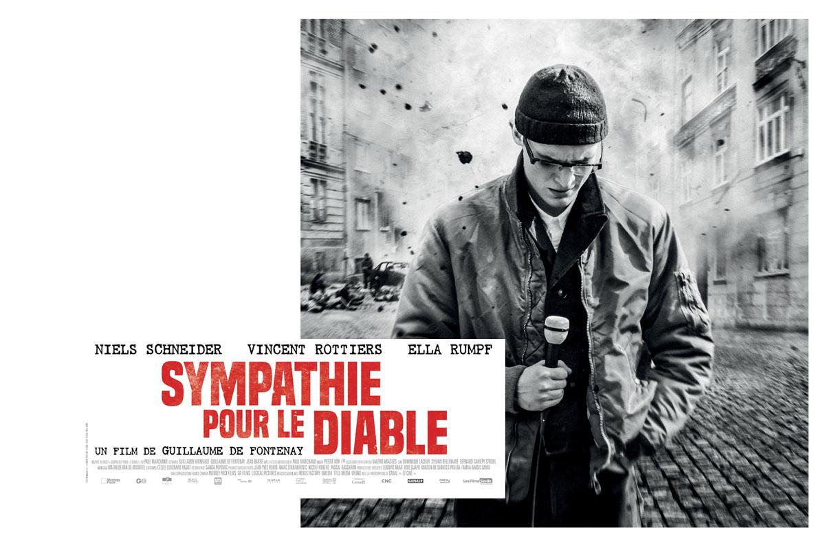 « Sympathie pour le diable » reçoit quatre prix au Waterloo Historical Film Festival 2019