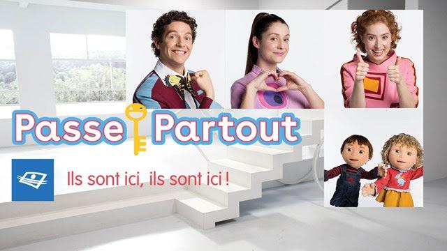 Télé-Québec : De nouvelles émissions de Passe-Partout dès le 7 octobre 2019