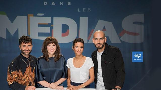 Télé-Québec : Dans les médias, ce jeudi 24 octobre 2019