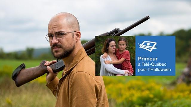 « Les affamés » en primeur à Télé-Québec pour l'Halloween