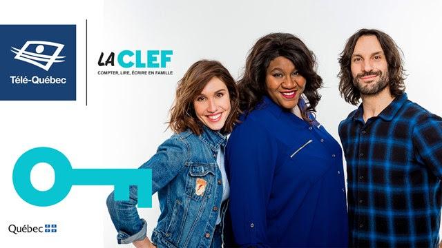 Télé-Québec | Mélissa Bédard, Mathieu Cyr et Bianca Gervais se joignent au projet « La CLEF: Compter, Lire et Écrire en Famille »