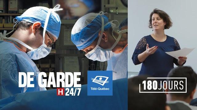 De garde 24/7 de retour à Télé-Québec et une troisième saison confirmée pour 180 jours