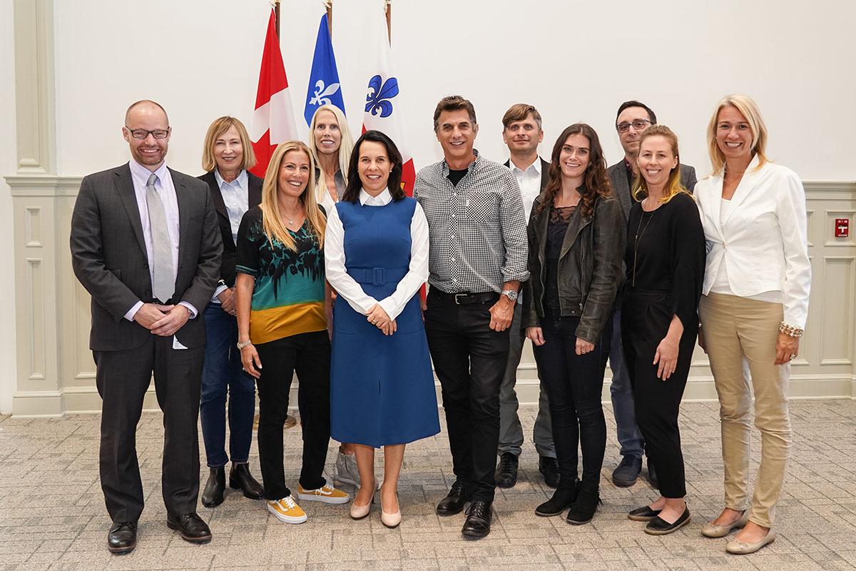 BCTQ - Tournée de familiarisation de l'automne 2019, le Québec en développement d'un HUB