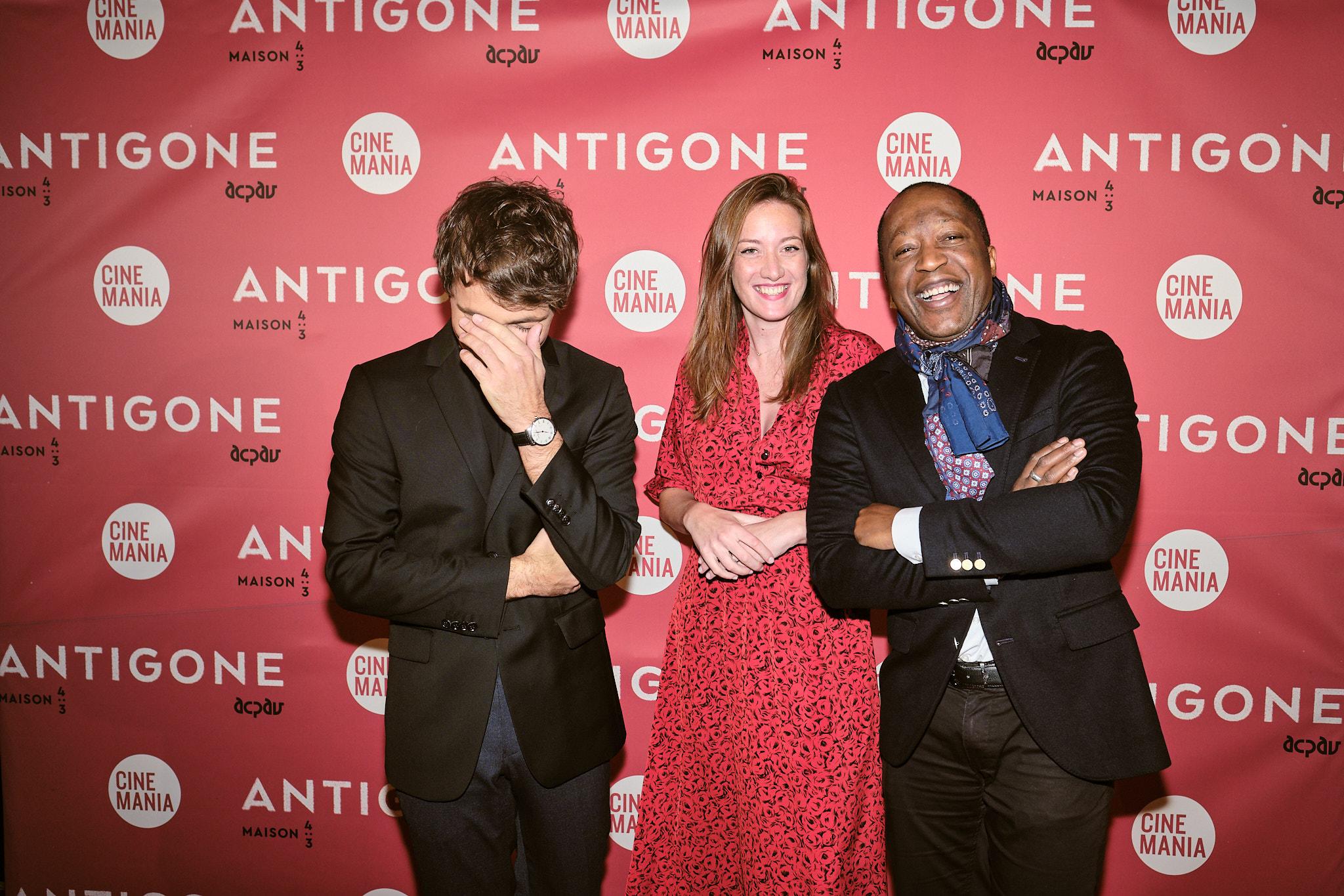 Anne de Marchis, Herby Moreau et Guilhem Caillard