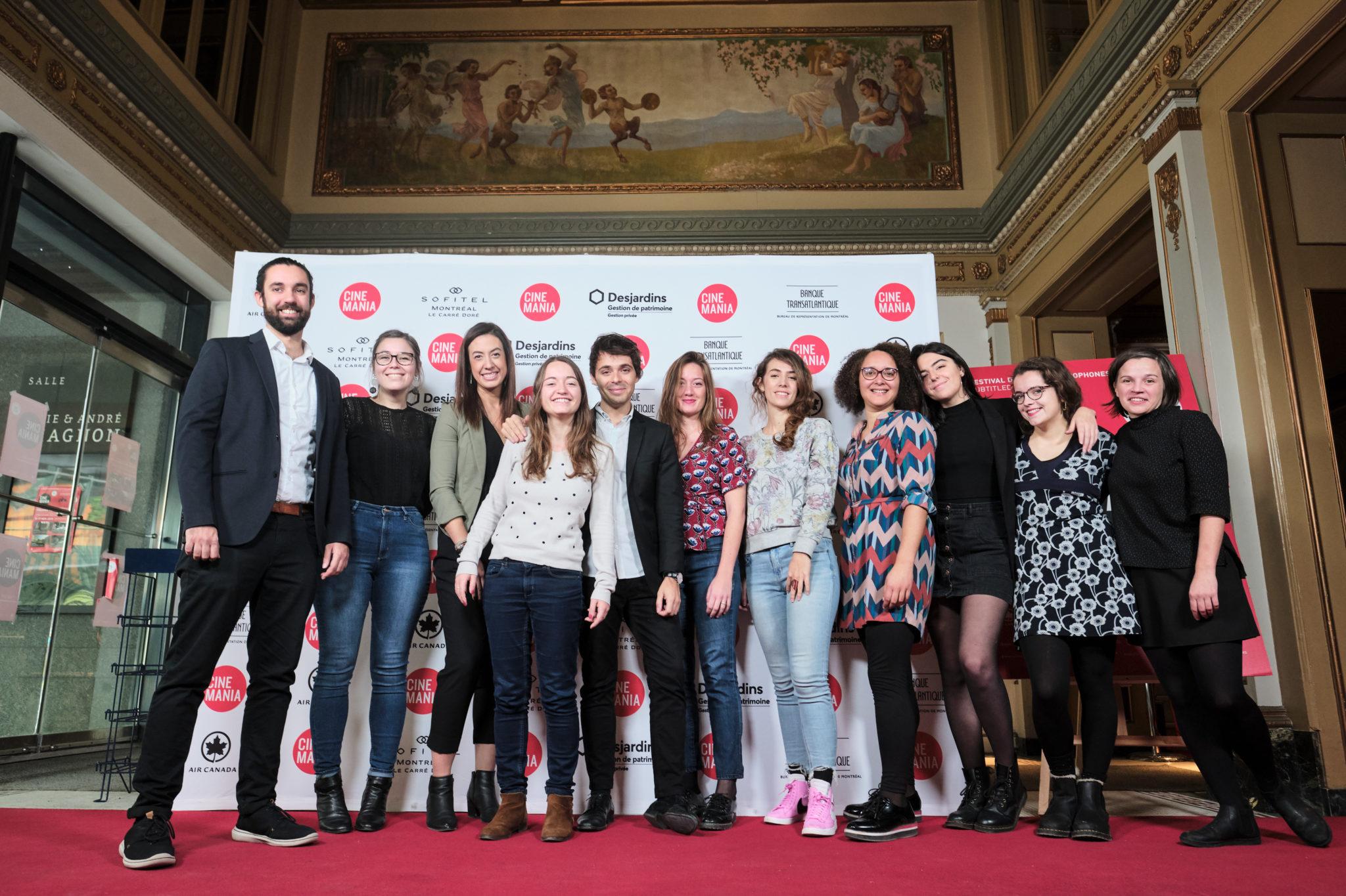 La 25e édition du Festival de films CINEMANIA couronnée de succès !