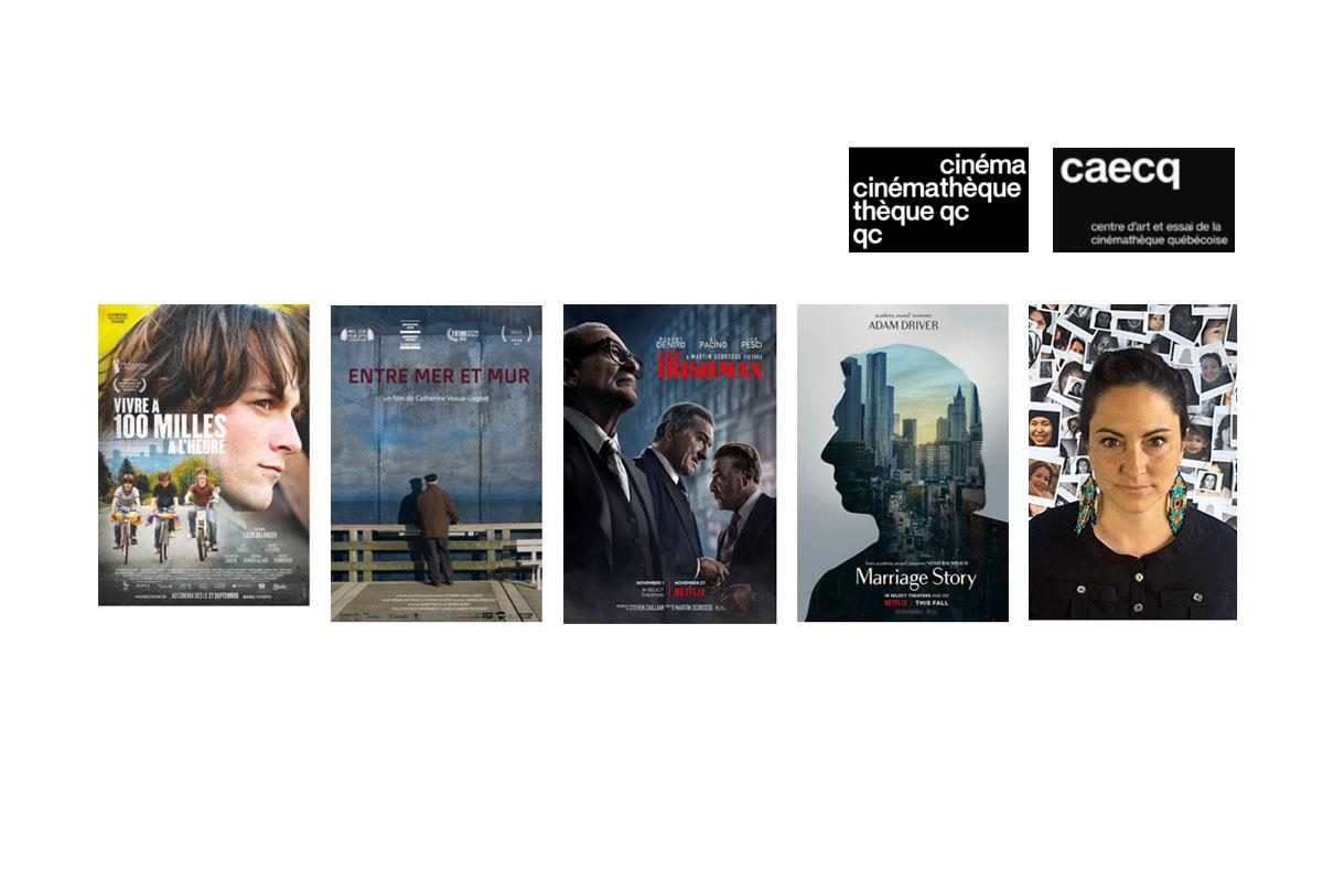 Novembre 2019 à la Cinémathèque québécoise !