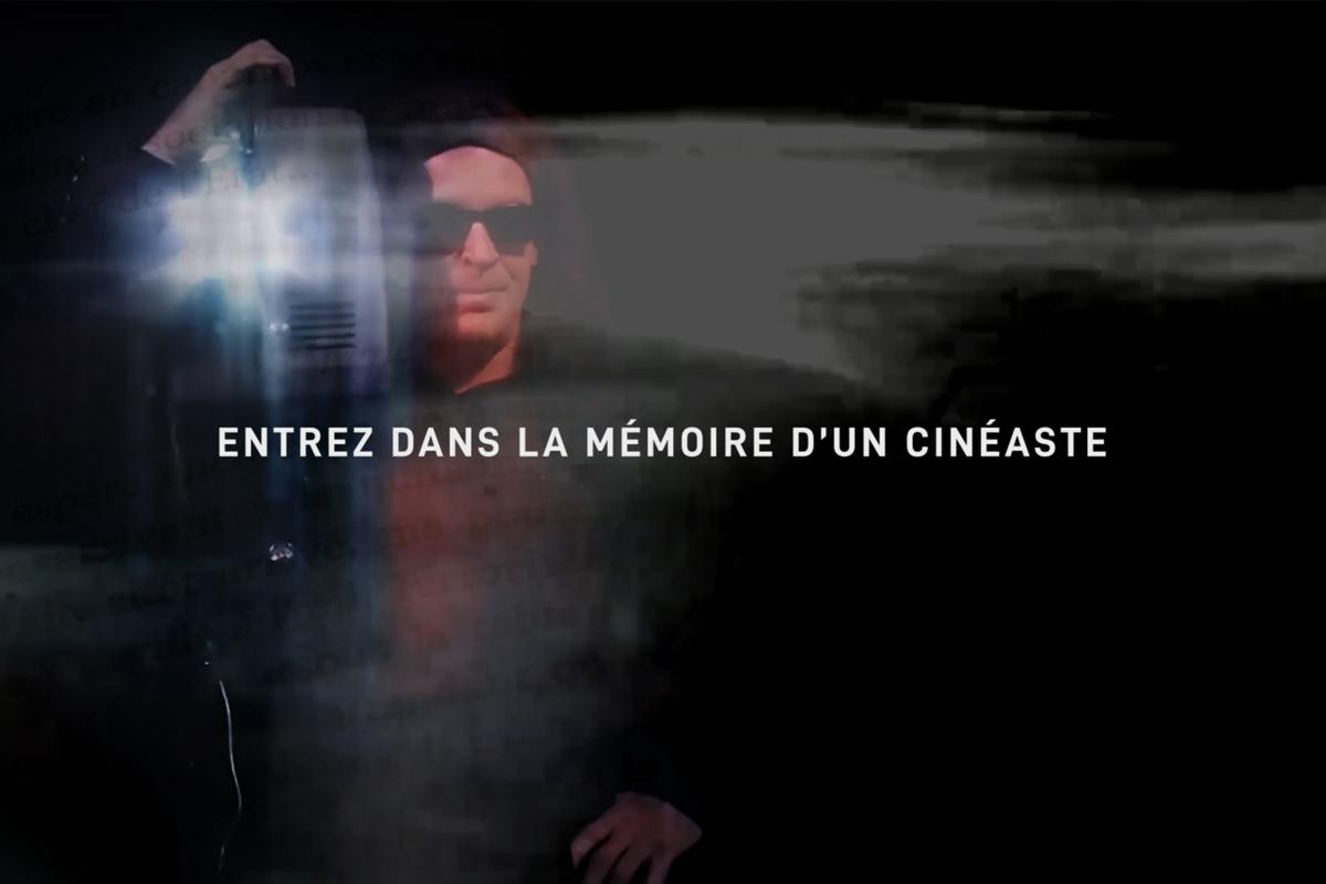 « Entrez dans la mémoire d'un cinéaste », Denys Desjardins s'expose à la SAT