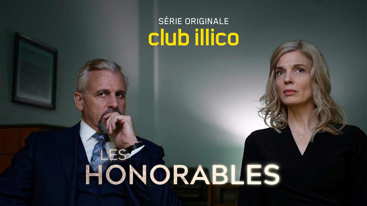 « Les Honorables », une deuxième saison confirmée sur Club Illico