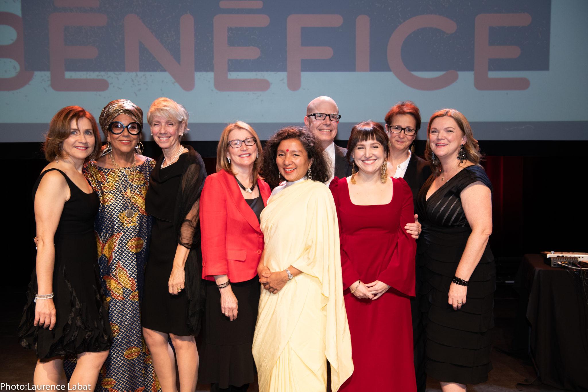 Femmes du cinéma, de la télévision et des médias numériques remet ses prix annuels