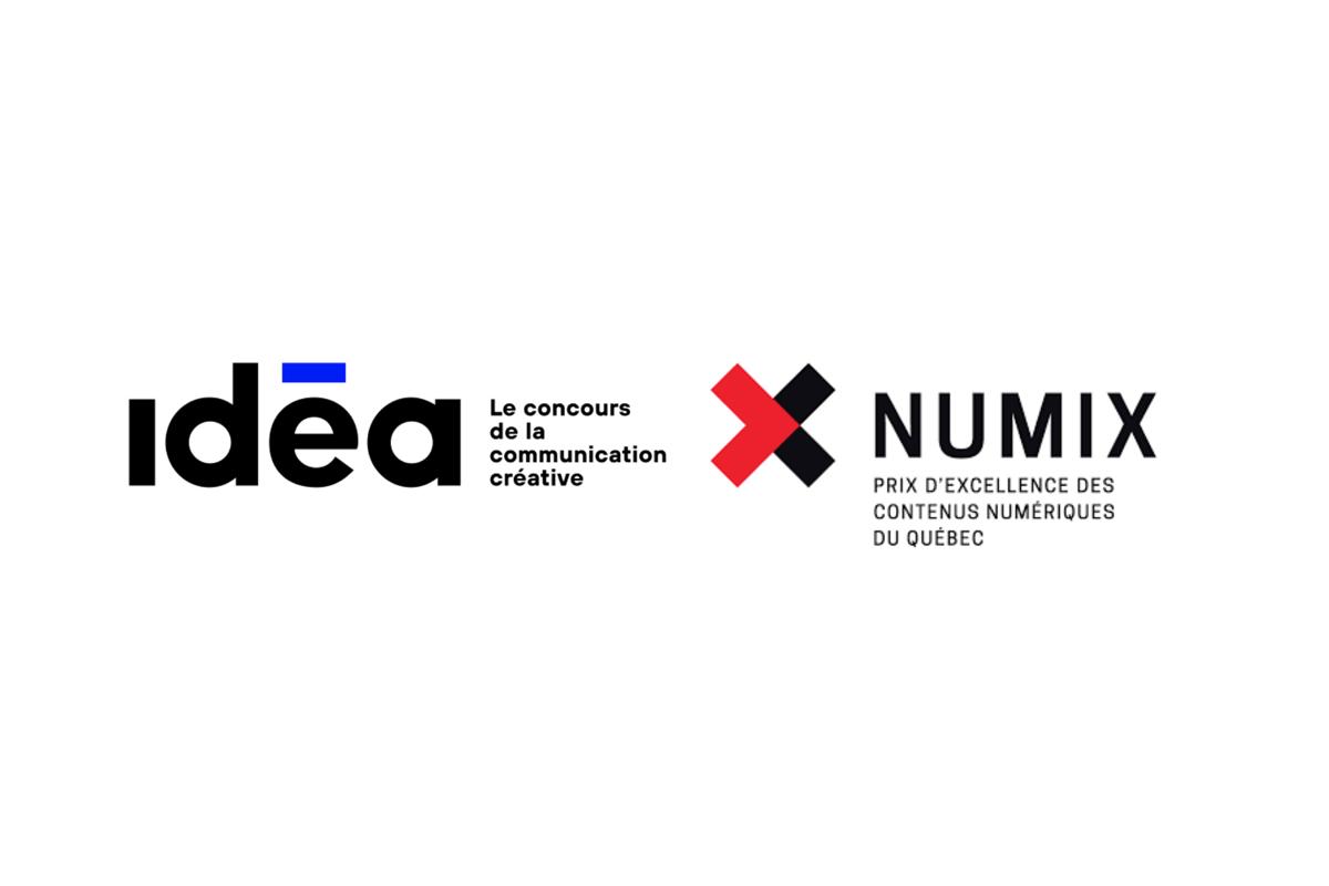 Lancement de la période de soumissions des concours Idéa et des PRIX NUMIX