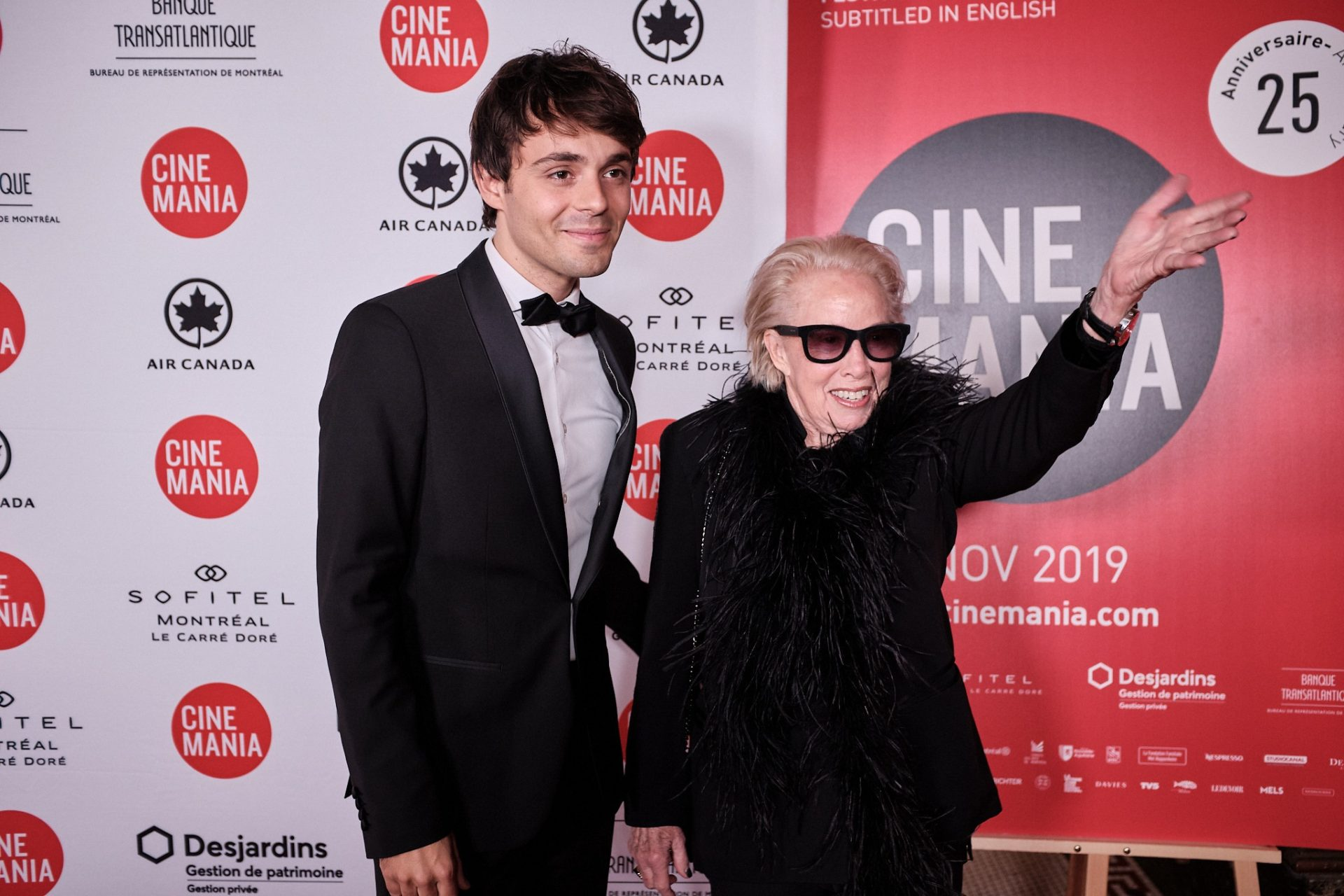 CINEMANIA annonce le départ de Maidy Teitelbaum, présidente-fondatrice