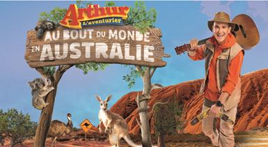 Deux spectacles virtuels d'Arthur L'aventurier les 2 et 3 mars 2021