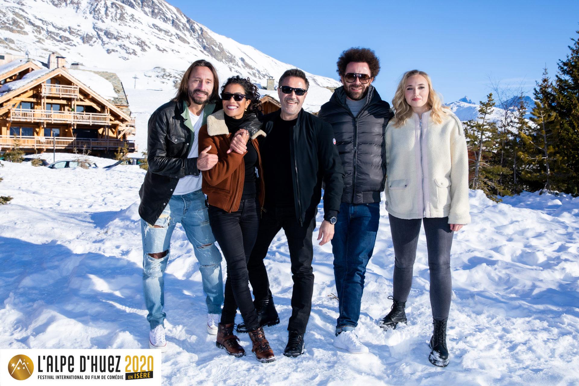 Festival de l'Alpe d'Huez, le Festival International du Film de Comédie en Isère