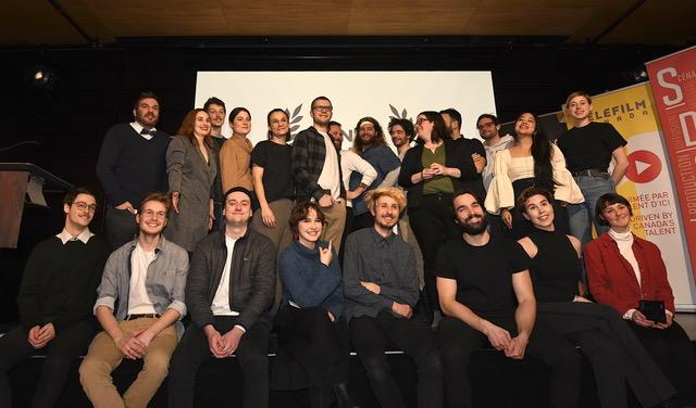 Les lauréats du 4e festival PLEIN(S) ÉCRAN(S) !