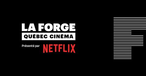 La Forge Québec Cinéma : dévoilement des 12 créateurs-trices finalistes de cette première édition !