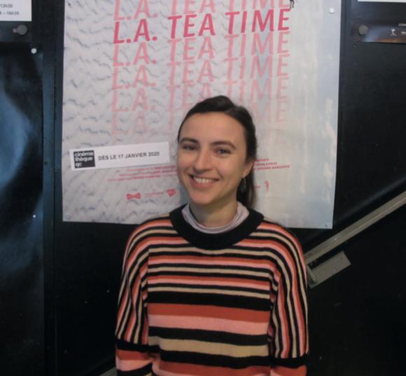 Entrevue : L.A. Tea Time de Sophie Bédard Marcotte