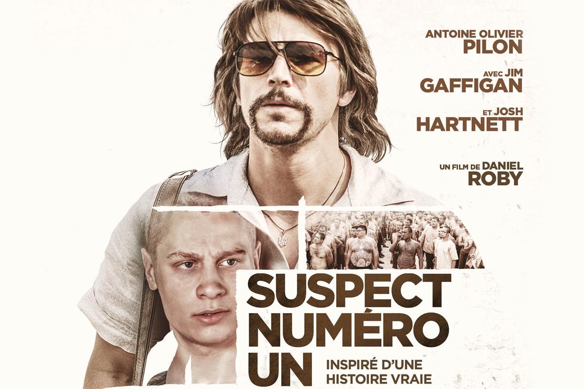 « Suspect numéro un » à l'affiche le 10 juillet 2020!
