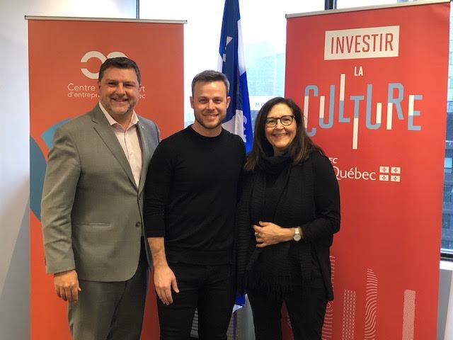 Louis Morissette : Le « Plan A » du Centre de transfert d'entreprise du Québec et de la SODEC