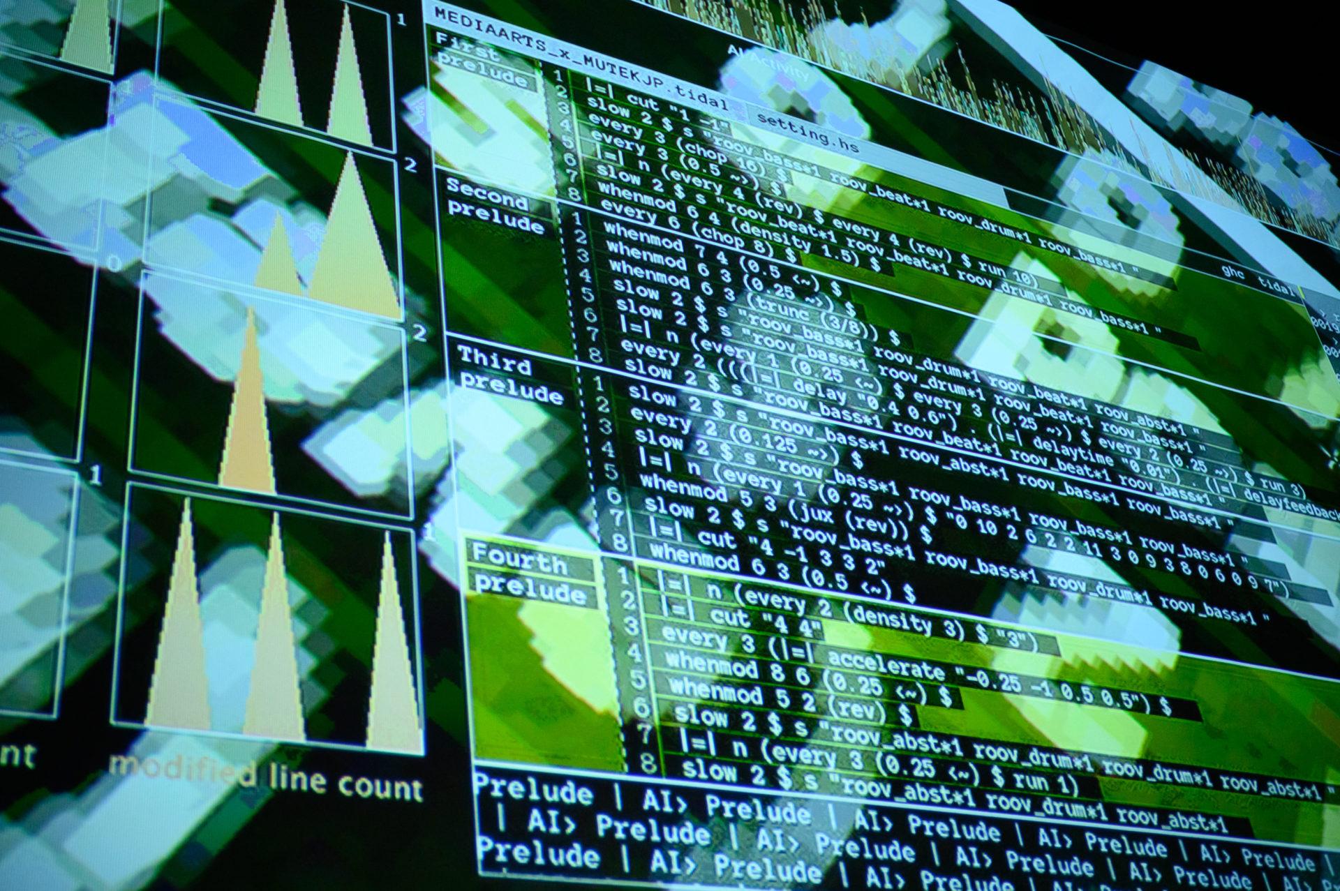 Mutek et Zú dévoilent les participant·e·s de leur laboratoire de création en intelligence artificielle à Montréal