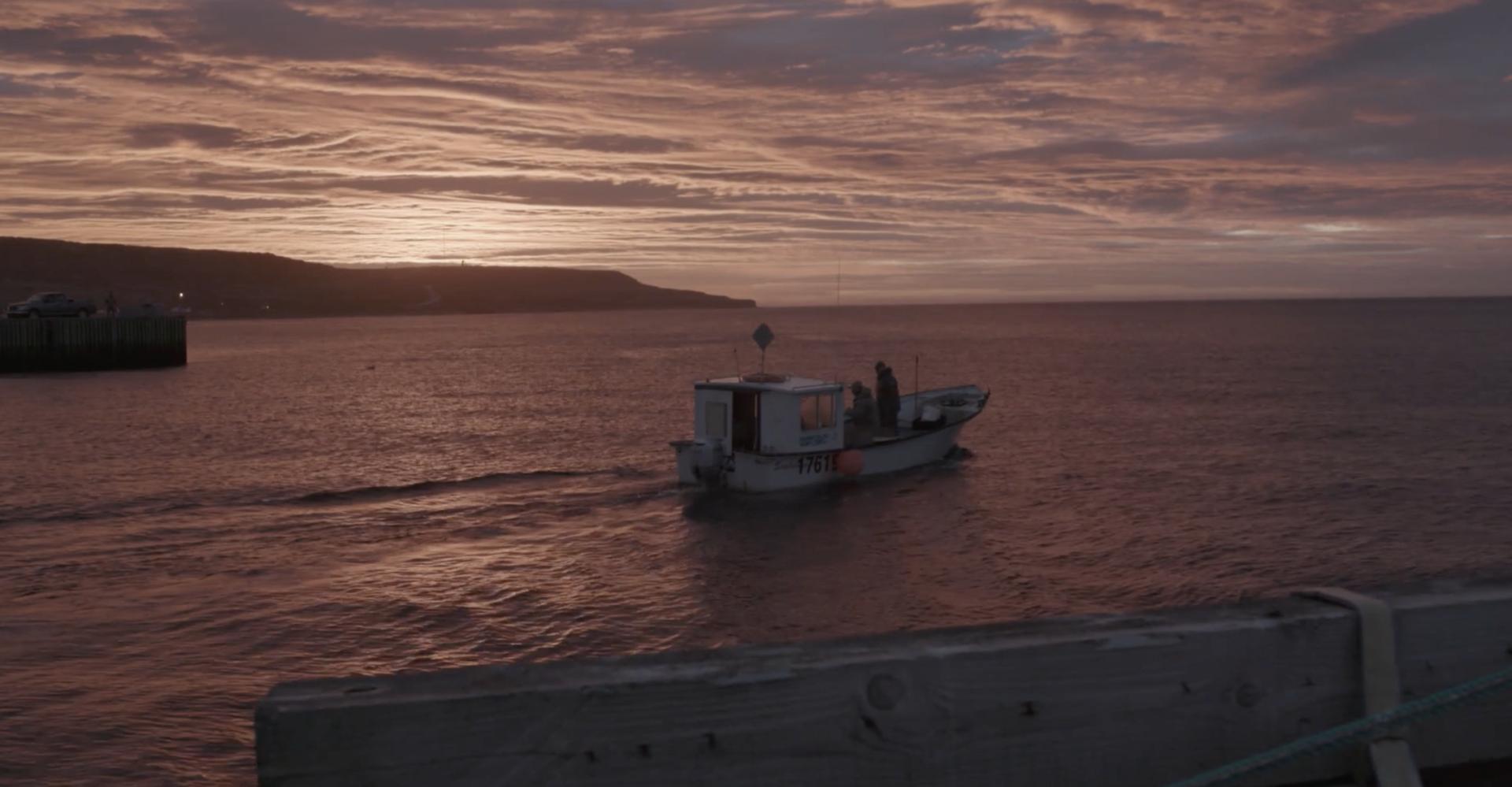 Temps et marées : le bonheur et l'identité dans un coin méconnu du Québec