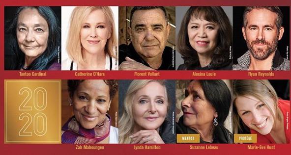 La collection des films de l'ONF pour les Prix du Gouverneur général arts du spectacle atteint 98 titres