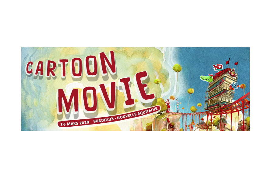 Spotlight sur le Luxembourg à Cartoon Movie 2020