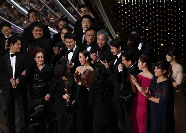 PARASITE : triomphe historique aux Oscars