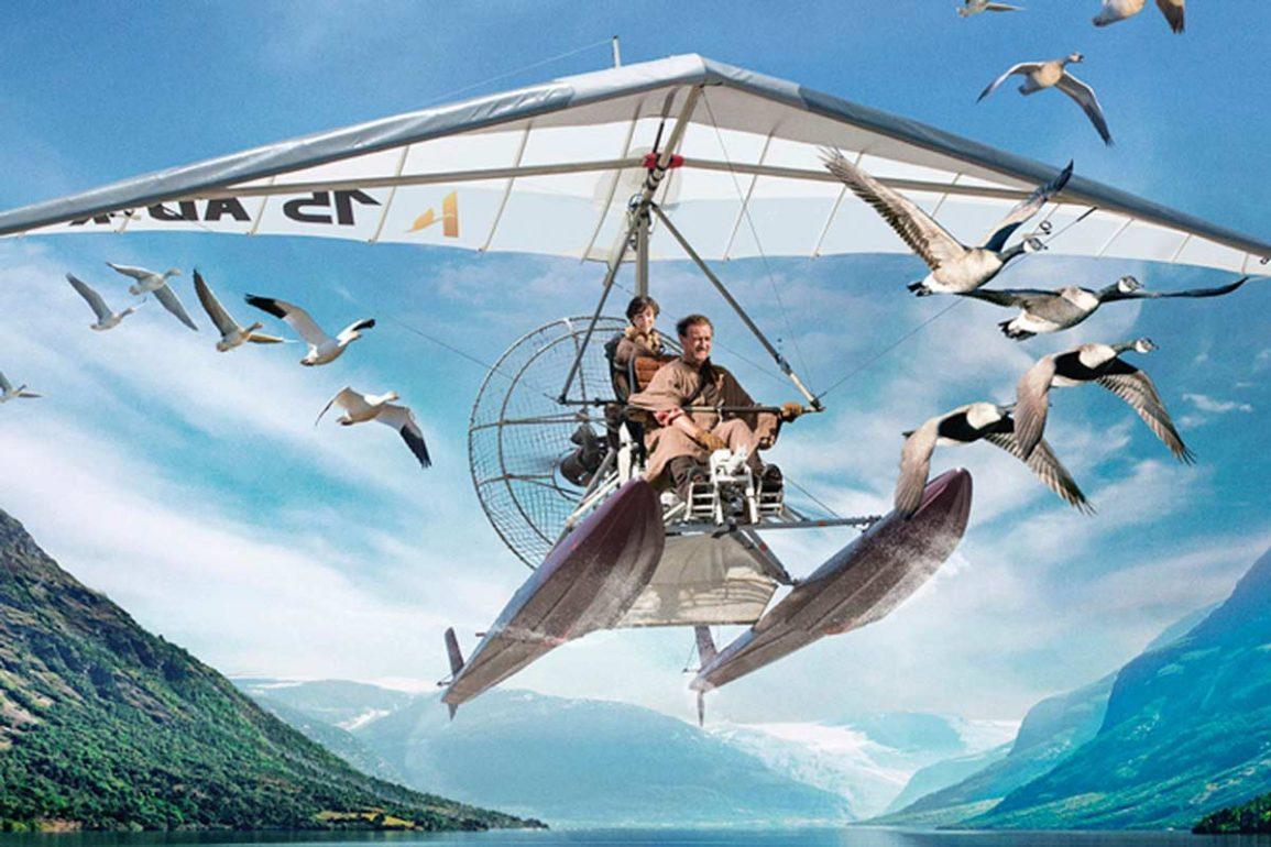 Donne-moi des ailes de Nicolas Vanier à l'affiche dès le 28 février 2020