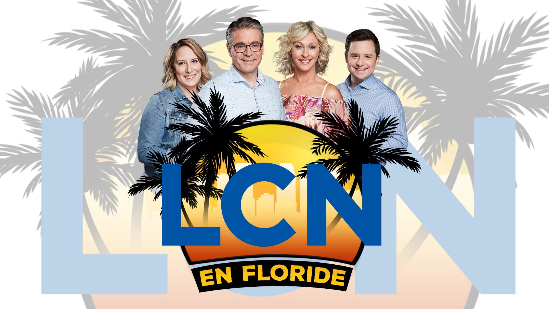 LCN ira rejoindre les centaines de milliers de Québécois en Floride